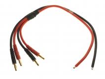 Junsi Y-Ladekabel zur Parallelladung für 4010Duo 350mm