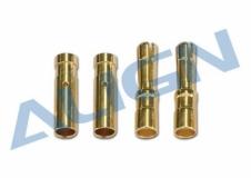 Align Goldkontakt Stecker und Buchse 4mm M480L M690L