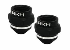 Rakonheli Motorhalter CNC Alu schwarz für Blade 200QX