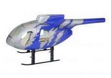 500er Rumpf MD500E G-Jive Blau