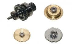 MKS Servo Metallgetriebe für HV93