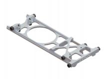 Lynx Bodenplatte silber für Blade 180CFX