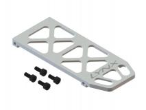 Lynx Akkuhalterung silber für Blade 180CFX