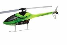 Fusuno Speed Rumpf im Cetonia Design für Blade 200SRX