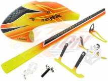 Lionheli Speedrumpf in gelb für Blade MCPX BL