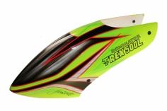 Fusuno Viper Airbrush fiberglas Haube für T-REX 500L