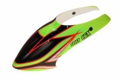 Fusuno Viper Airbrush fiberglas Haube für Blade 180CFX