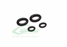 O-Ringe für Haupt- und Heckrotor 4 Stück für Goblin 380 und 420