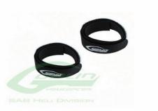 Akkubefestigungsband für Goblin 380 und 420 2 Stück Länge 365mm Breite 16mm