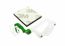 Rakonheli Micro FPV Kamera Halter für SPMVA1100 Kamera Alu grün für Blade 200QX