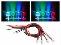 Rakonheli LED Beleuchtungs Set für die Rakonheli Landefüße für Blade 200QX
