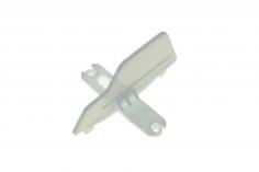 Blade Ersatzteil Nano QX 3D Kabinenhaube unten rot