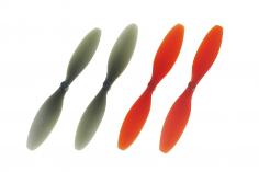 Blade Ersatzteil Nano QX 3D Propeller 4 Stück