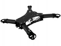 Rakonheli Carbon Hauptrahmen schwarz für Blade 200QX