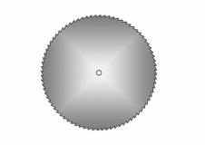Kreissägeblatt Ø 12mm