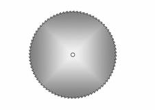 Kreissägeblatt Ø 19mm
