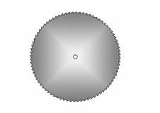Kreissägeblatt Ø 22 mm