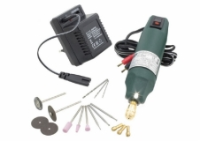 Mini Bohrmaschine mit Kugellager und LED Beleuchtung