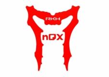 Rakonheli Designaufkleber rot für Blade Nano QX FPV