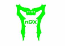 Rakonheli Designaufkleber grün für Blade Nano QX FPV