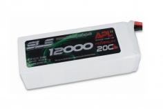 SLS Akku APL MAGNUM V2 12000mAh 6S1P 22,2V 20C+/40C