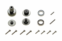 BK MINI SERVO Getriebesatz (5001HV, 5005HV, 7005HV) - BK Heckservo