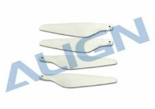Align Propeller 7,5x5,4 (L/R) weiß 2 Paar M480L M690L