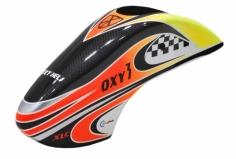 OXY Ersatzteil Kabinenhaube aus Voll-Carbon für OXY3 Schema 1