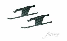 Fusuno ersatz Landekufen hoch CFK im TDR Style für Blade 180CFX