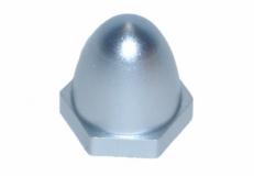 Emax Hutmutter rechtsdrehend in silber für Emax 2204 Brushlessmotor CCW linksdrehend