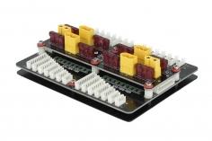 ParaBoard 2-8S/4P - XT60 - EH - SMD und Hauptsicherungen