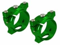 Rakonheli Ersatz Halterung in grün für Carbon Arme 2 Stück
