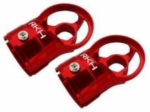 Rakonheli Ersatz Motorhalter in rot für den Blade 200QX