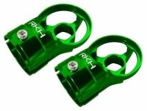 Rakonheli Ersatz Motorhalter in grün für den Blade 200QX