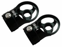 Rakonheli Ersatz Motorhalter in schwarz für den Blade 200QX