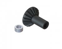Lynx Kegelradgetriebe carbon/Stahl für den Blade 180CFX
