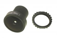 FPV Kameralinse für alle 1/3 Zoll Gewinde Kameras mit 2,5mm Brennweite