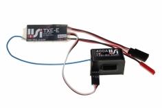Telemetrie Sender und Spannungs-Sensor 400A