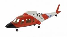 A-109 Coast Guard Version 600er