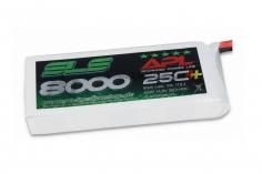SLS Akku APL 8000mAh 4S1P 14,8V 25C+/40C