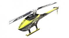 Goblin 570 gelb/schwarz carbon Edition mit Rotorblätter