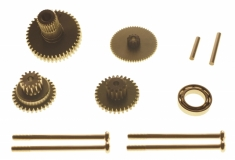 BK Servogetriebe Set BLS-8002HV - BK Taumelscheibensservo