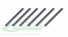 Chassisverbinder 54 mm 6 Stück für Goblin 500/570