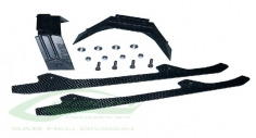 Landegestell Set für Goblin 500/570