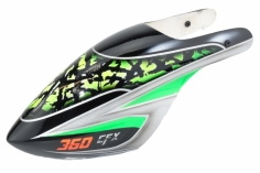 Fusuno Green Salaca Airbrush GFK Haube für Blade 360CFX