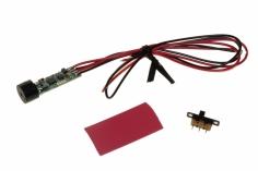 Modell Finder Ortungspiepser mit Beschleunigungssensoren und LED