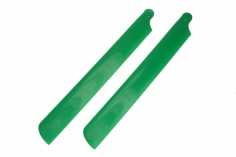Blade Hauptrotorblätter in grün für Blade 230 S und 230 S V2