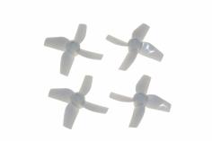Blade Ersatzteil Inductrix, Inductrix Switch und Inductirx Switch Air Propellerset weiß 4 Stück