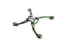 Ersatzteil Hauptrahmen grün für Ominus Quatrocopter