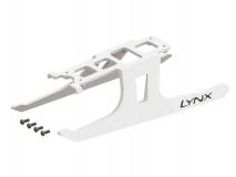 Lynx Landegestell ultra flexibel in weiss für Blade 180CFX